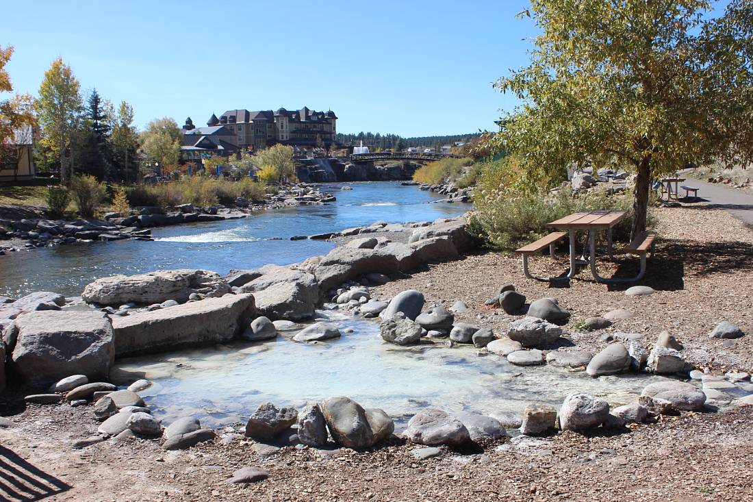 Stop at Pagosa Springs on your Colorado Road Trip