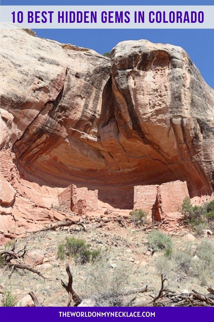 10 Best Hidden Gems in Colorado