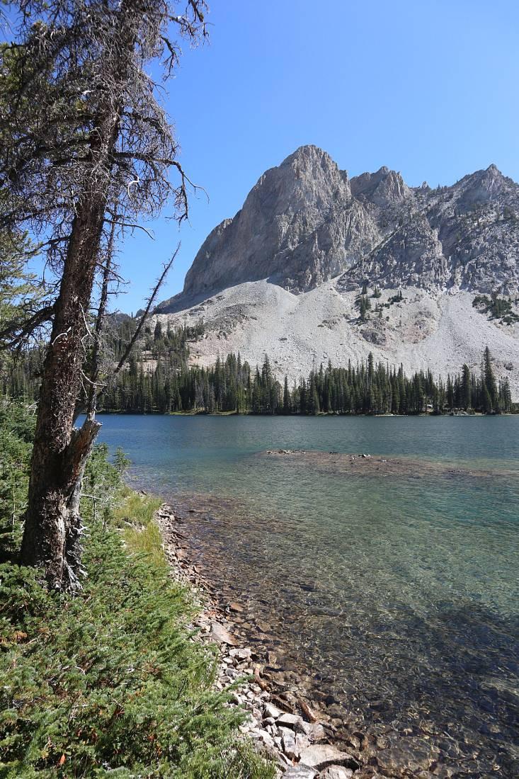 Alice Lake Idaho views