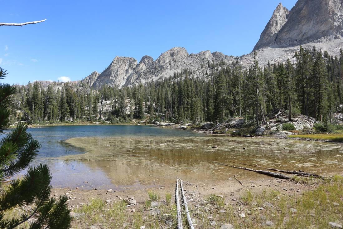 Alice Lake trail Idaho