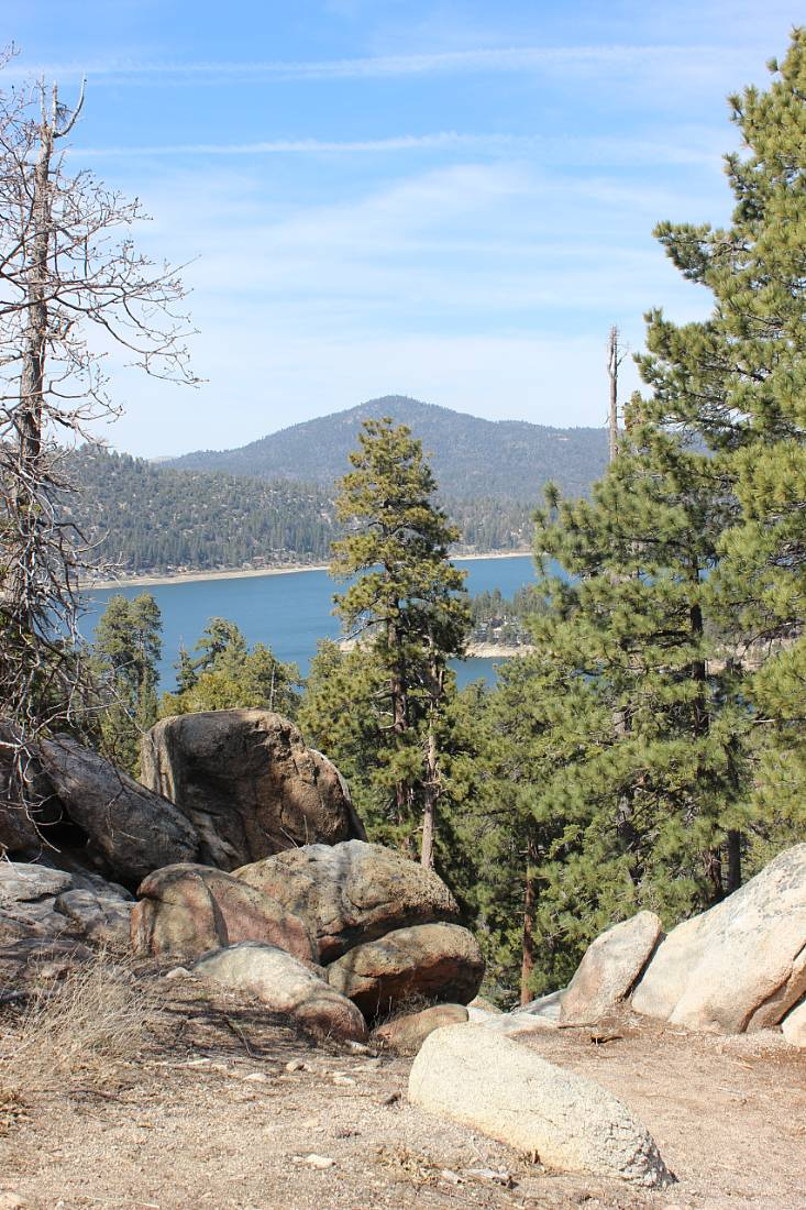 Big Bear summer hiking