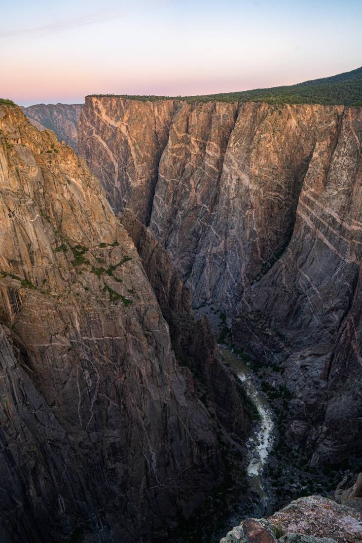 Black Canyon is one of the must-visit hidden gems of Colorado