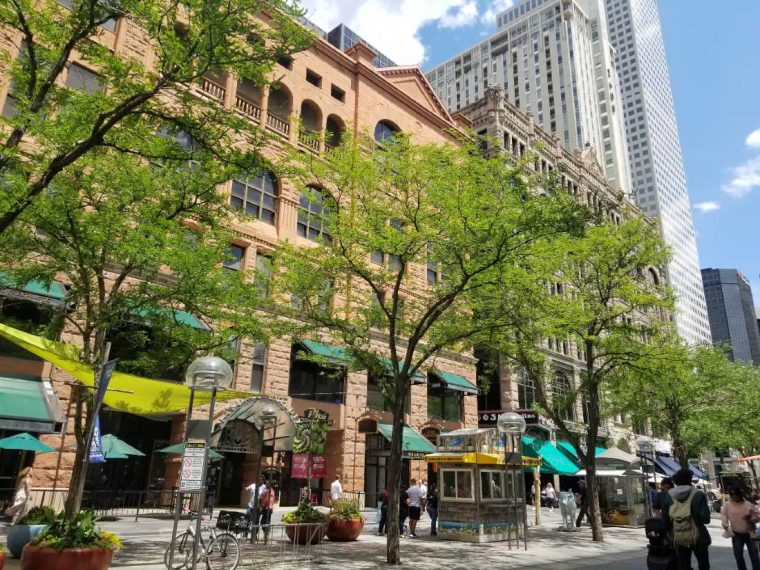 Add the 16th Street Mall to your Denver Itinerary