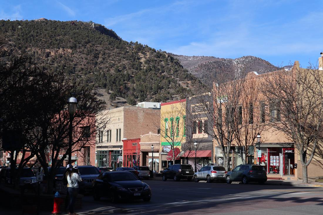 Downtown Glenwood Springs
