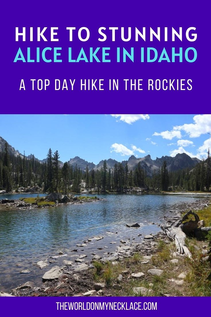 Hike to Stunning Alice Lake Idaho