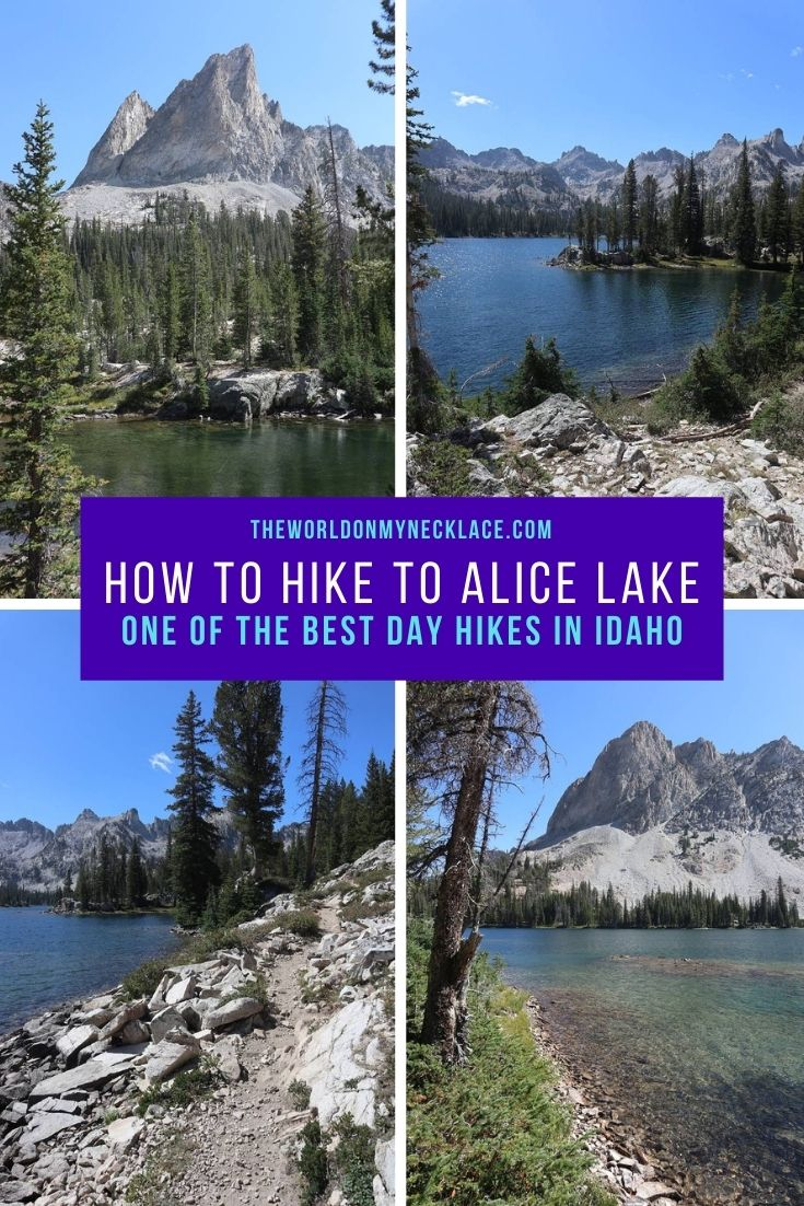 How To Hike the Alice Lake Trail in Idaho