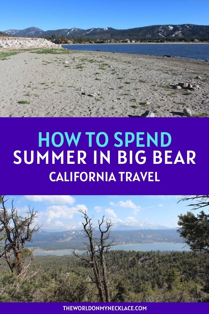 Ultimate Guide to Big Bear Lake in Summer