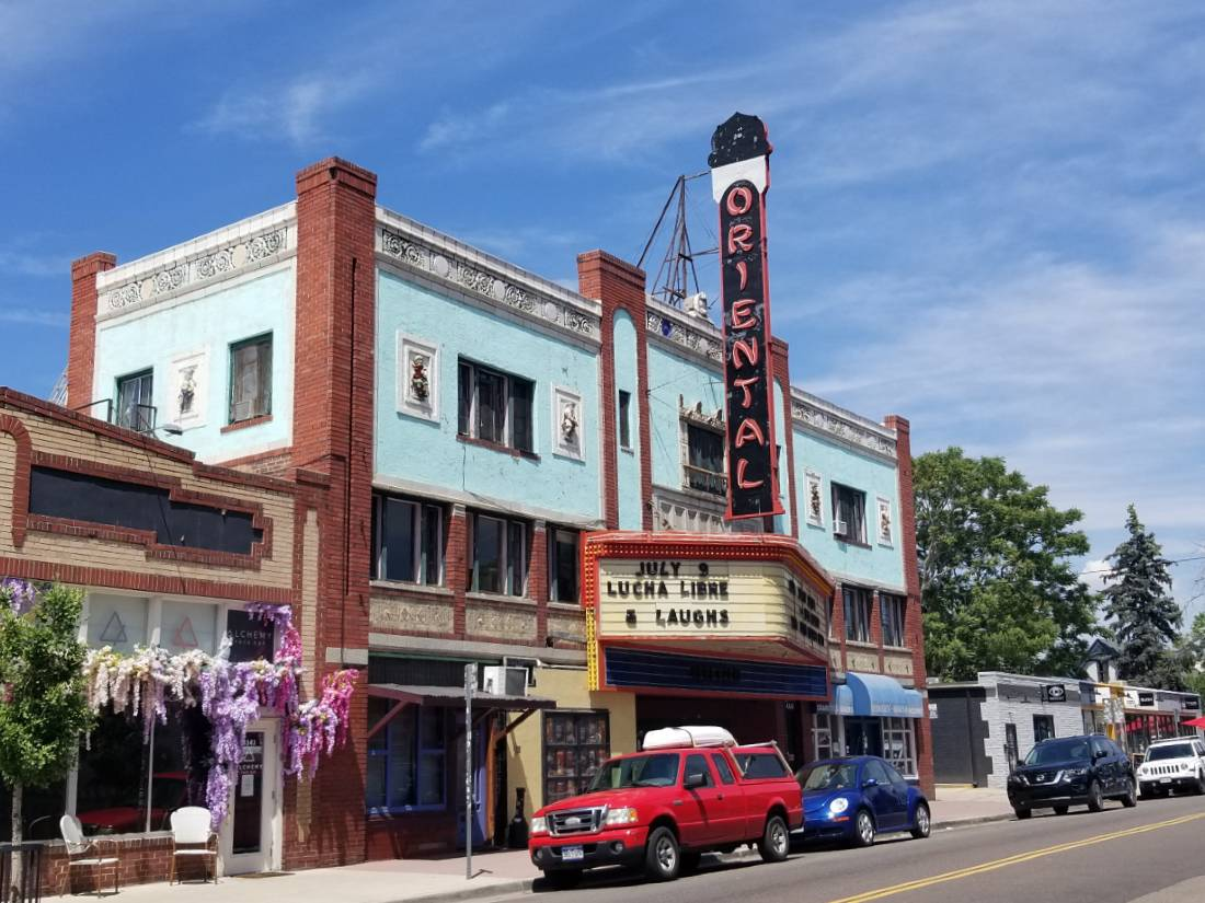 Visit Tennyson Street as part of your Denver Itinerary