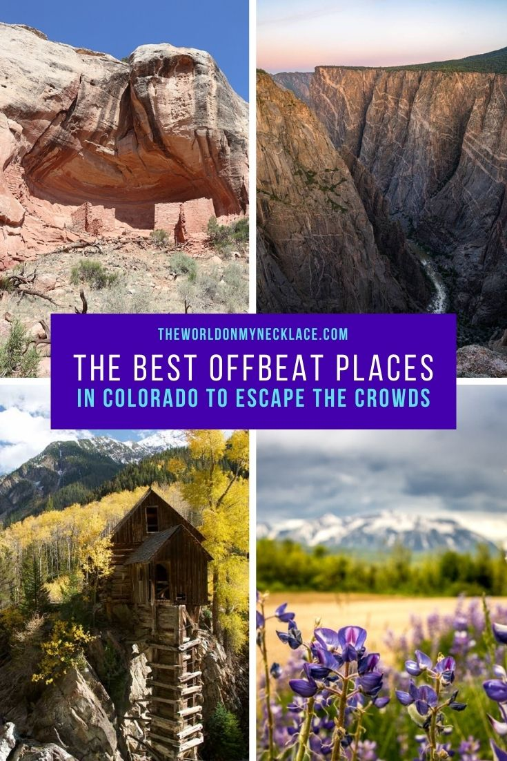 The Best Hidden Gems in Colorado to Escape the Crowds