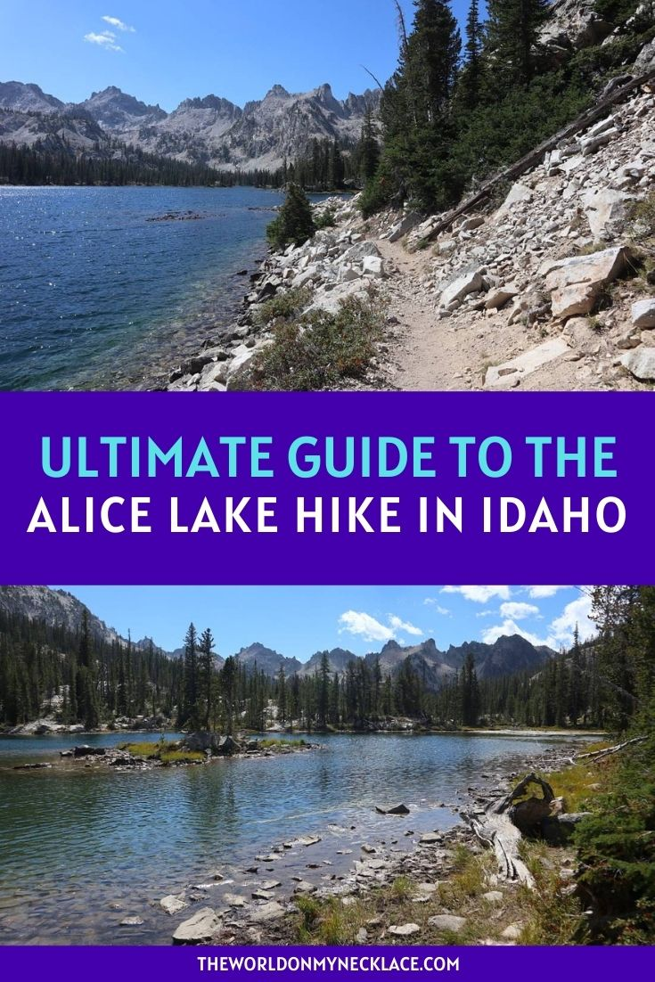 Ultimate Guide to the Alice Lake Hike in Idaho