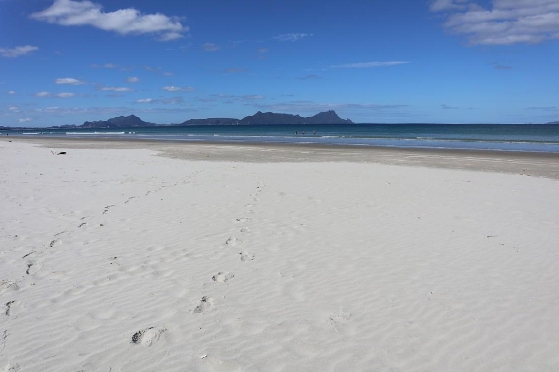 Uretiti Beach in Northland