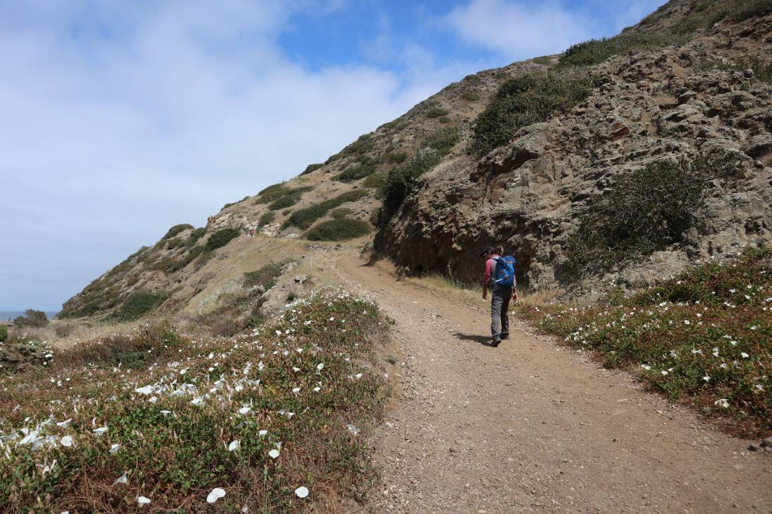 Hiking in Channel Islands National Park