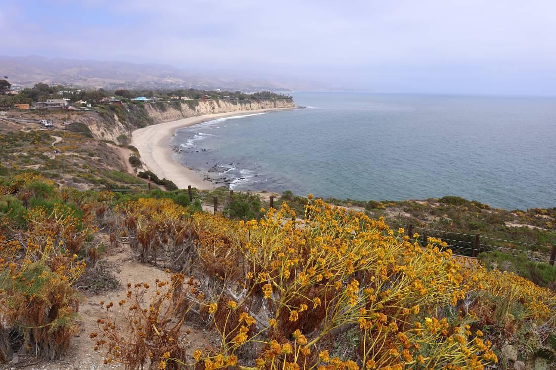 Point Dume in Malibu