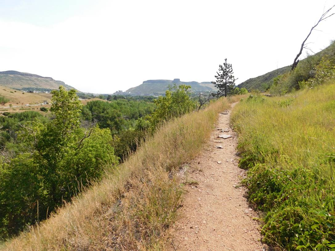 Grant Terry trail - one of the lesser known Golden hikes