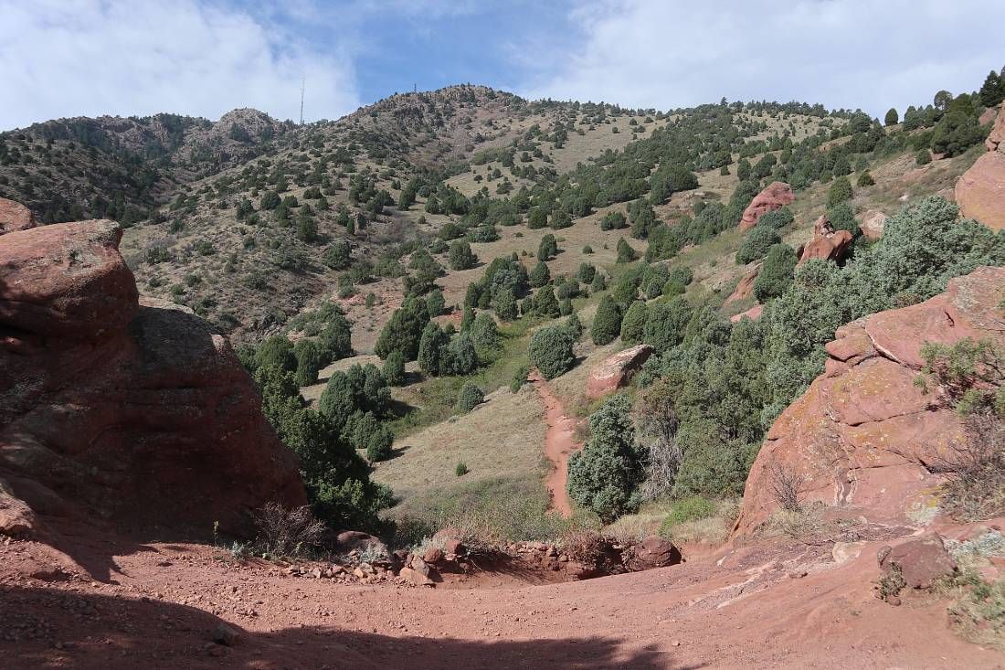 Red Rocks trail is one of the best hikes in Golden