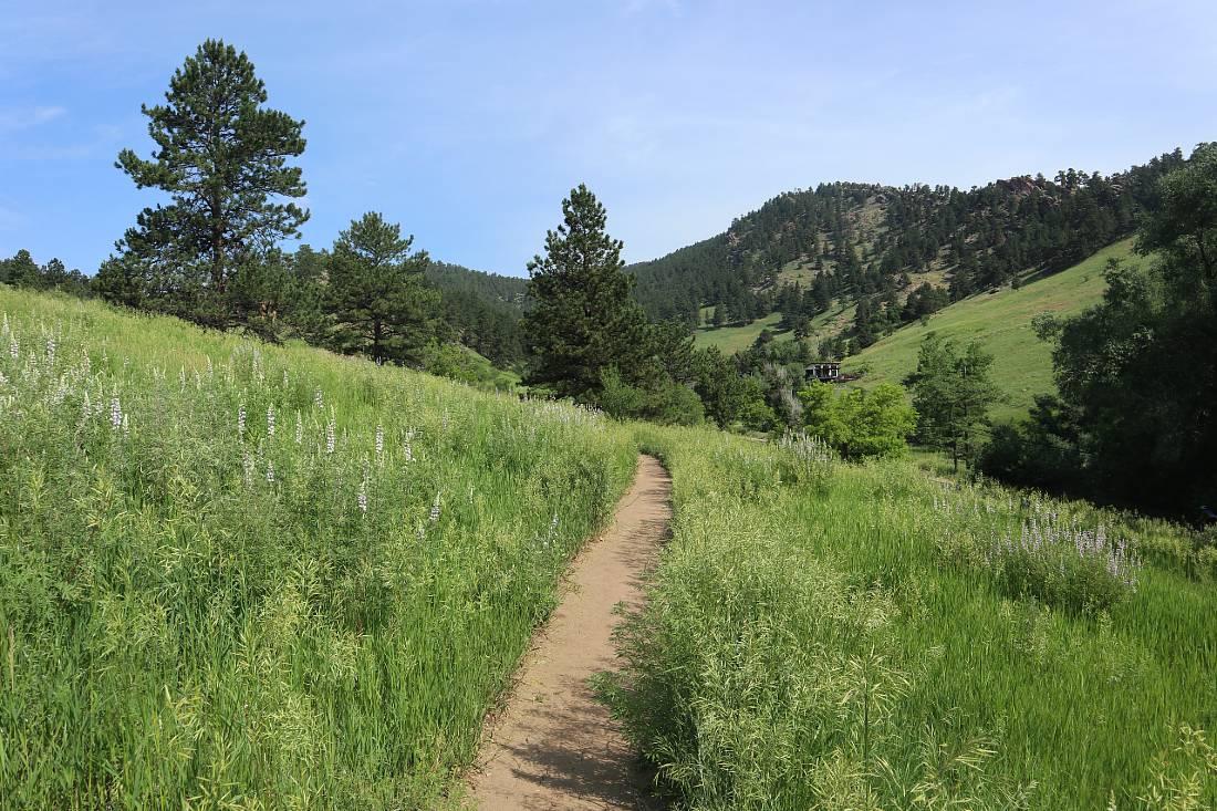 Sunshine Meadows in Boulder