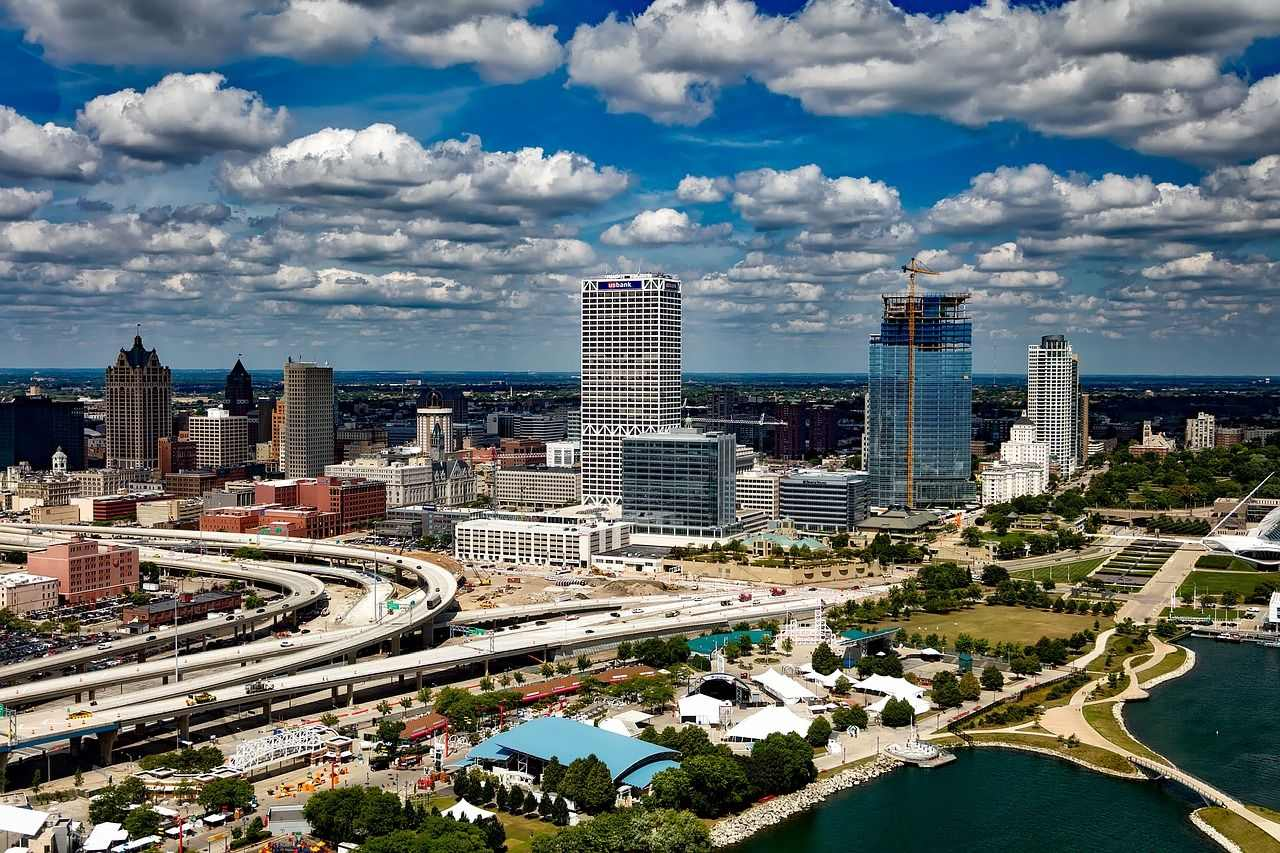 Milwaukee is on our Great Lakes Road Trip itinerary