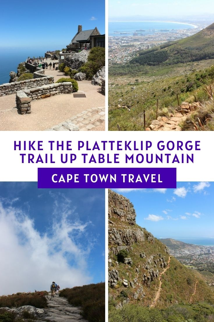 Hiking the Platteklip Gorge Trail in Cape Town