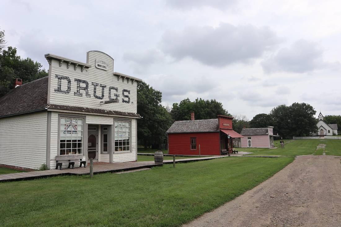 Living History Farm in Iowa