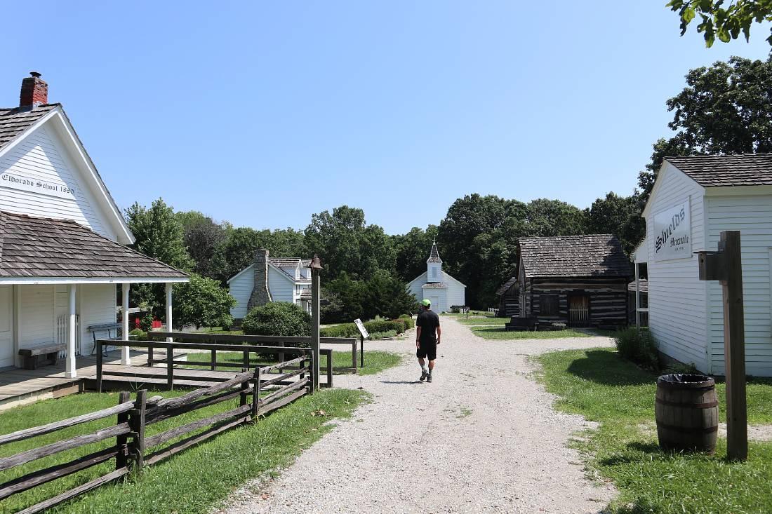 Living History Village in KC