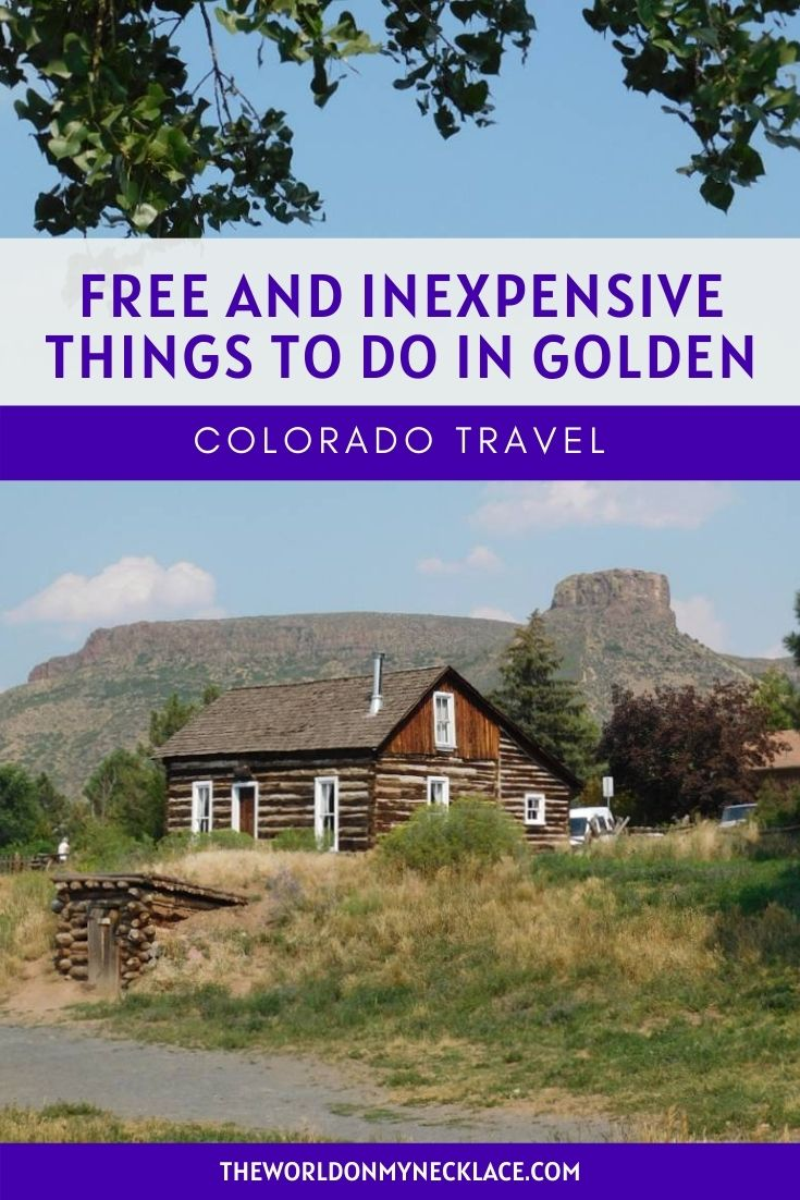 Best Things to do in Golden Colorado