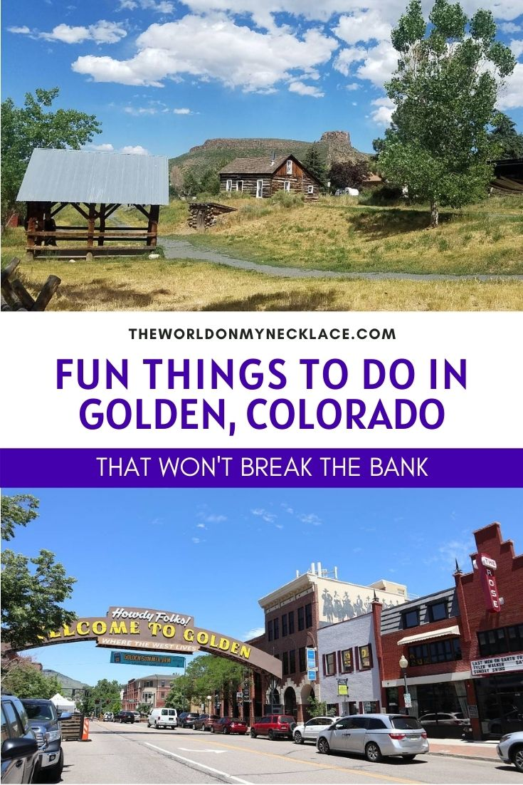 Fun Things To Do in Golden CO That Won't Break the Bank