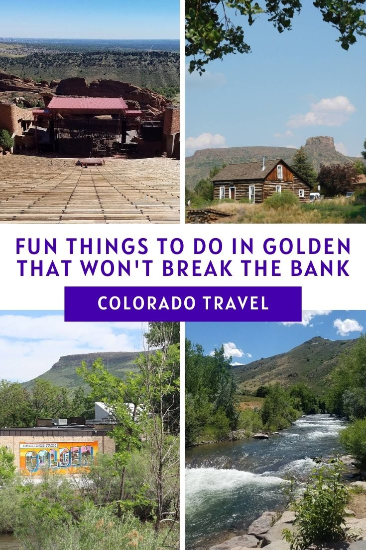 Fun Things To Do in Golden That Won't Break the Bank
