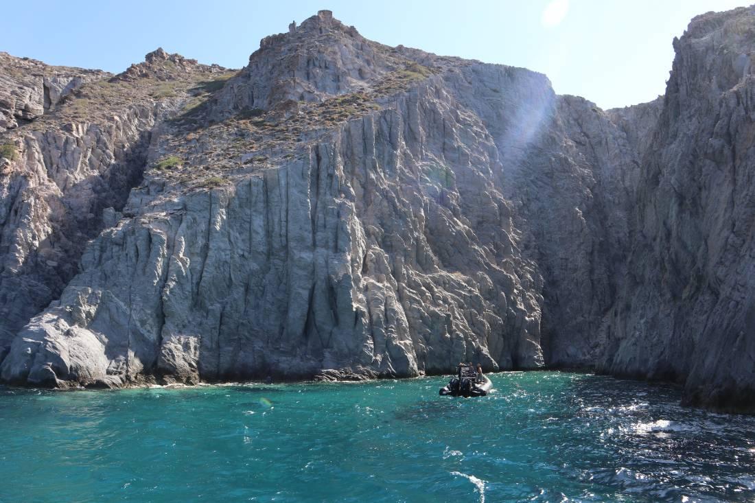 Paros Boat Trip