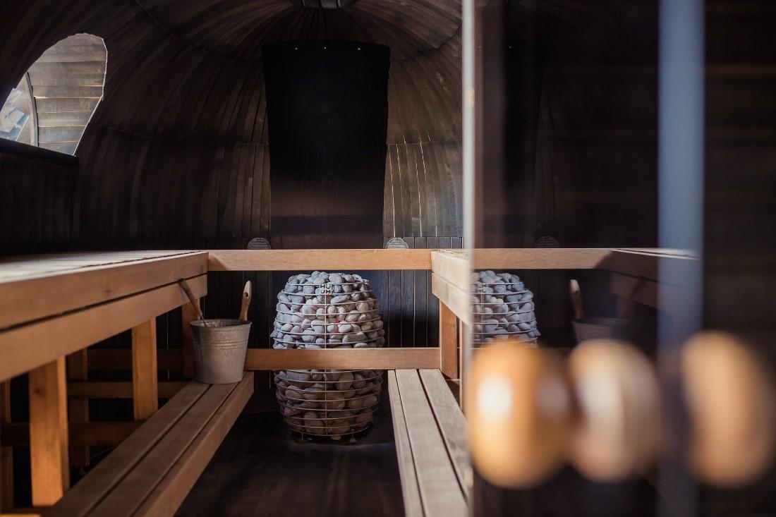 Sauna in Russia