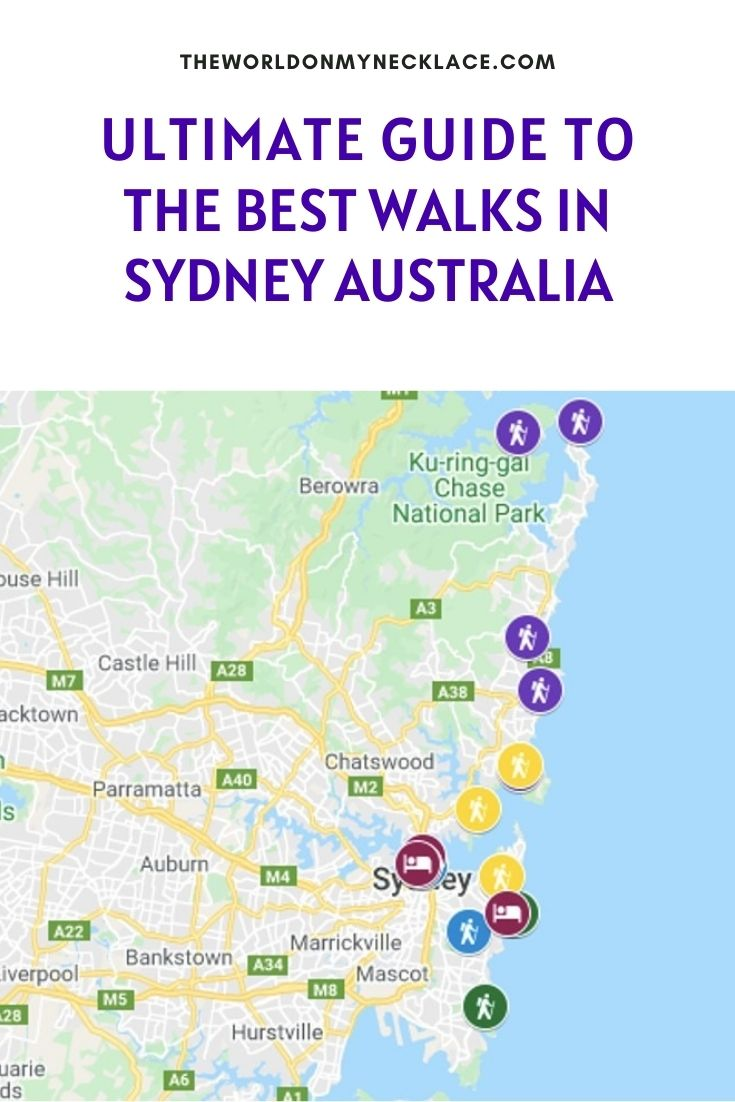 Ultimate Guide to the Best Walks in Sydney Australia